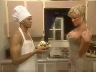 Cooking A Milf