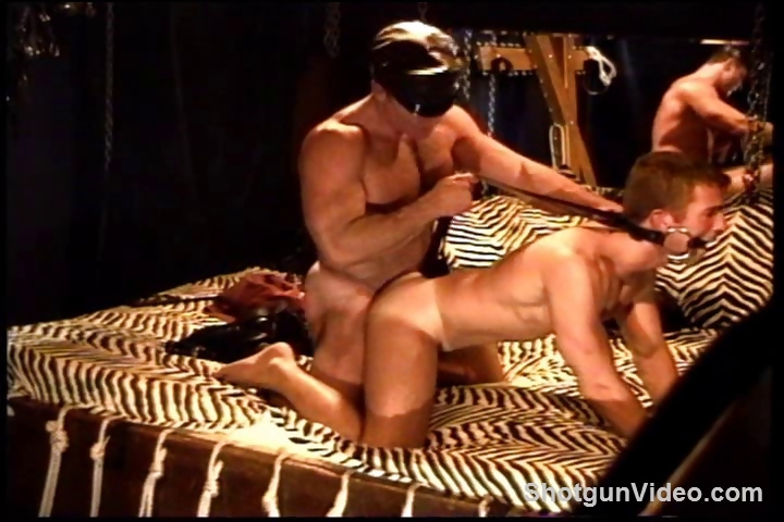Porn Tube of Hot Muscle Dad Rides His Sexy Muscle Bottom Boy, Ramming His Big Cock Into His Boys Hot Bubble Butt.