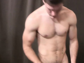 Muscled twink jocks rimming and analplaying
