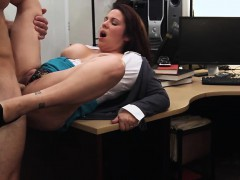 Скрытая камера на порно кастинге