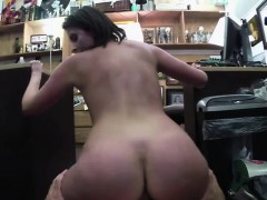 Douche bag man gets her wife hammered