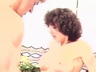 A Hot Vintage Porn Sex Scene