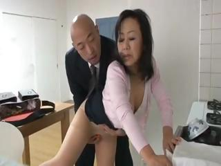 Sex Movie of Japanese Mom Wants Her Son's Friend's Cock And Gets It To Fuck