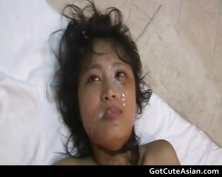 Porno Video of Asian Girlfriend With A Lot Of Sperm Part1
