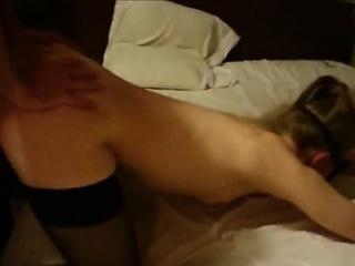 Порно муж застал жену с негром
