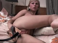 секс с толстожопой зрелой попкой