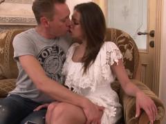 Руское порно полненькие с малинькой грудю