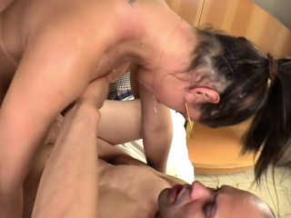 Shemale Babe Bianca Hills Gets Fucked By Guys
