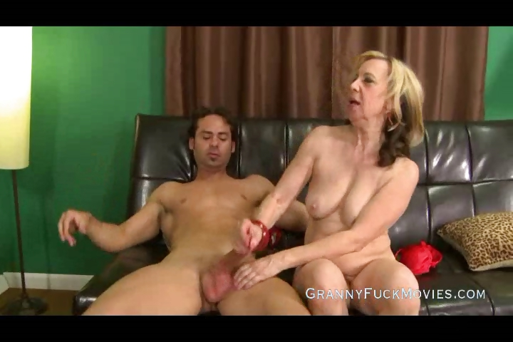 Porn Tube of Granny Is Fucking Horny And Wet