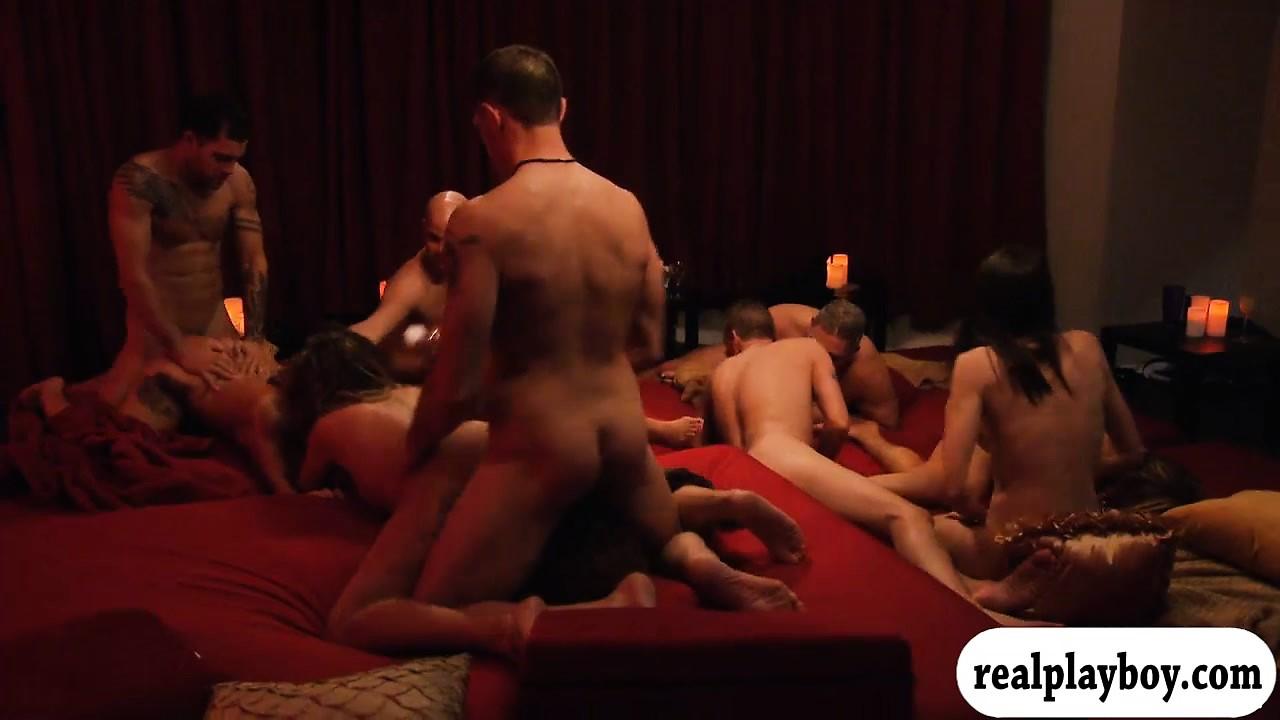 Swing playboy порно