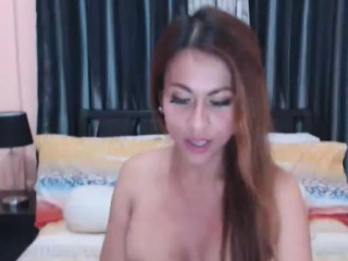 Shemale Mistress in a Seductive Display