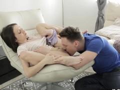 Секс молодых домашка