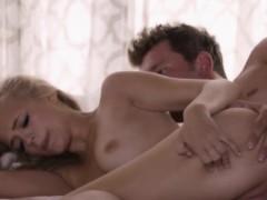 Секс молодого человека с полной дамой