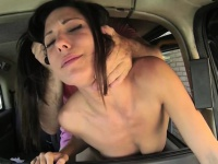 Cabbies dick deeply pounds his customer | Pornstar Video Updates