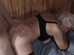 Секс с застенчивой училкой и монашкой