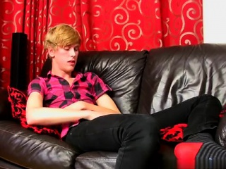 18 teen free gay porno emo blond 18 year old Austin Ellis is