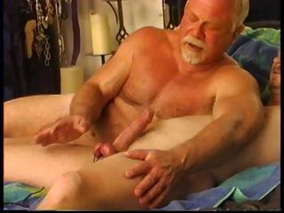 Porno Video of Young Hunky Dude Gets His Balls Worked Over By Very Experienced Top.