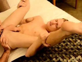 Hairless gay sex porn anal Thankfully, muscle daddy Casey ha