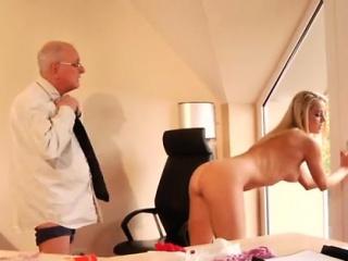 Old men fucking young girls tube Paul rock-hard poke Christe