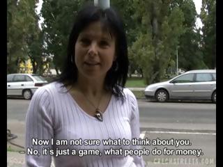 Porn Tube of Czech Streets - Lenka