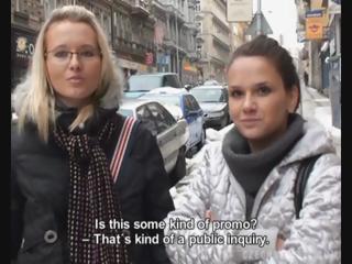 Sex Movie of Czech Streets - Alena