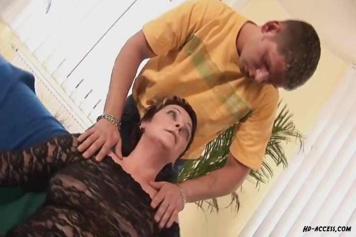 Porno Video of Big Tits Mature Whore Likes It Hardcore