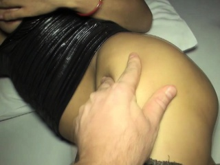 Ladyboy Carrot Fucks Guy and Gets Fucked