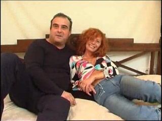 Porn Tube of Spanish Redhead Milf