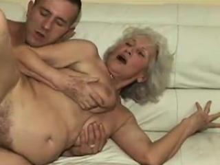 Banging the granny...