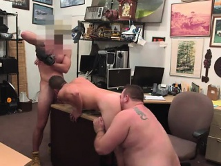 Erotic gay stories straight men Guy finishes up with assfuck