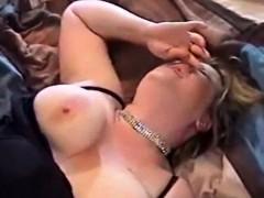 Секс с сисястой тёлкой
