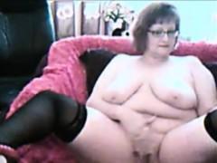 Трахают сынки толстых мам