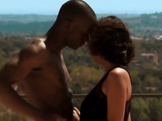 Ebony Couple Turns Into Pure Lust