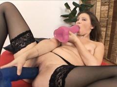 Ай-ай красивое видео анального секса