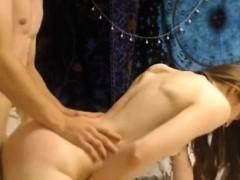 Смотреть крутой порно массаж