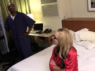Nikki Sexx Takes Monster Black Cocks
