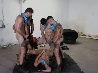 Fucking and getting cum