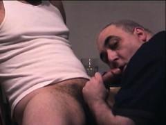 Трах в попу мужика секс машиной