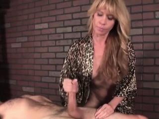 Порно после эротического массажа