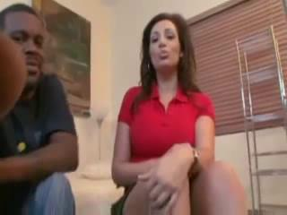 Porn Tube of Vannah Sterling Fucking Monster Cock