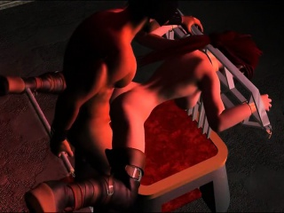 Bdsm Womb Raider Needful Things - Amazing 3D hentai adult