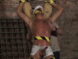 Gay twink tube emo New slave man Kenzie had no idea this is
