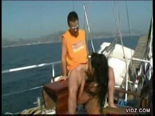 Hot Foursome Fuck On A Beautiful Yacht