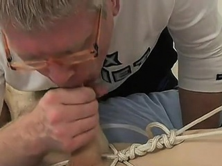 Young gay porn tube video Poor British stud Benji Looms is t