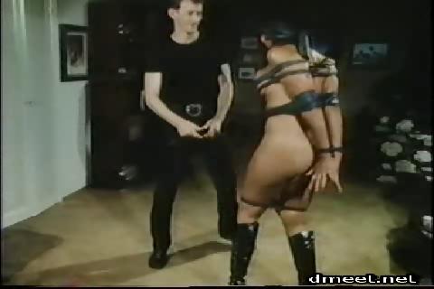 Porno Video of Vanessa Del Rio Bondage