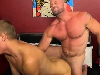 Hairy pissing muscle gay men porn Blade is more than blessed