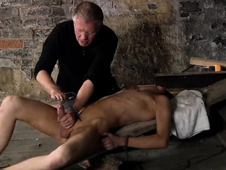 Free freak gay twink cock British twink Chad Chambers is his