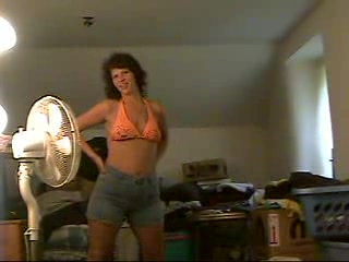 Mature Wife Dances Like A Whore