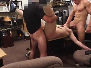 Tiny dick naked hunk gay He sells his taut ass for cash