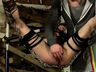 Teen virgin twinks gay porno first time Shoving some big toy